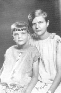 Irma and Margaret